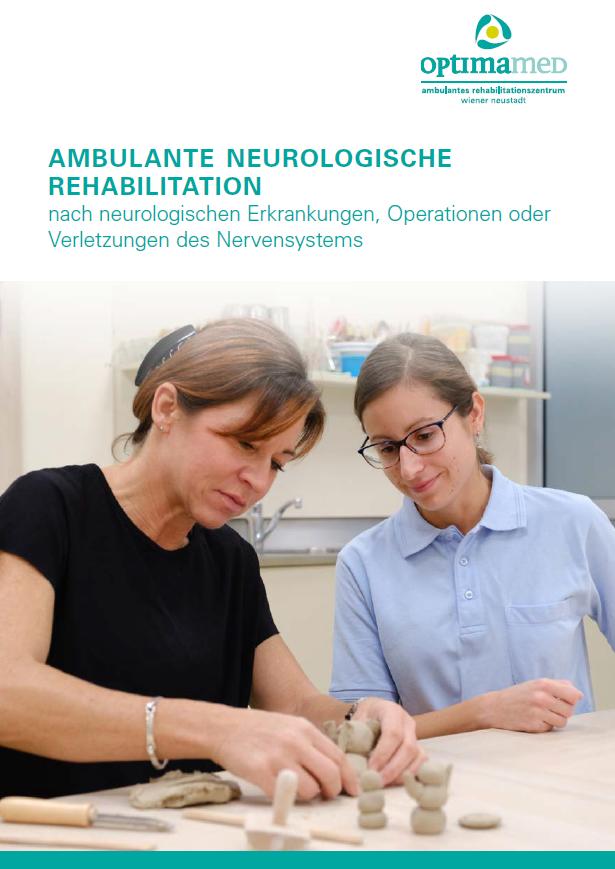 Cover Infos Reha Wiener Neustadt Neurologie
