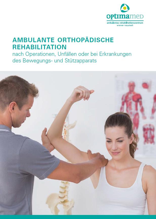 Cover Infos Reha Wiener Neustadt Bewegungsapparat