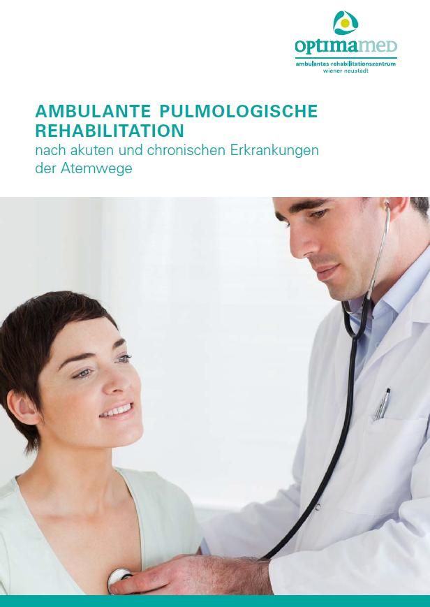 Cover Infos Reha Wiener Neustadt Atemwegserkrankungen